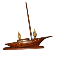 WL-922: Art Deco Yacht Lamp