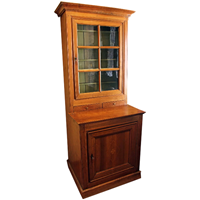WOF-2461z: Mid 19th Century Country French Cabinet