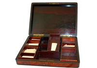 WB-973: 19th Century Napoleon III Games Box