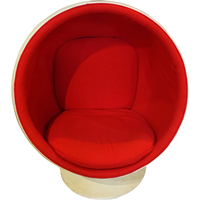WC-1248z: Eerio Aarnio Ball or Globe Chair
