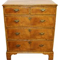 WCH-871z: Late 18th Century Georgian Chest of Drawers (SOLD)