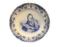 WCI-6736 French Faience Charger