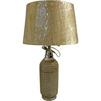 WL-1309: Vintage Seltzer Bottle Lamp