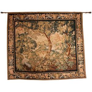 WLI-284z: Late 19th Century French Tapestry