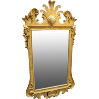 WM-494z: Reproduction Regence Style Mirror