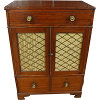 WOF-2446z: William IV Period Side Cabinet