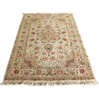 WR-502z: Late 20th Century Tukish Wool Area Rug