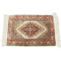 WR-505z: Late 20th Century Turkish Area Rug of Persian Design